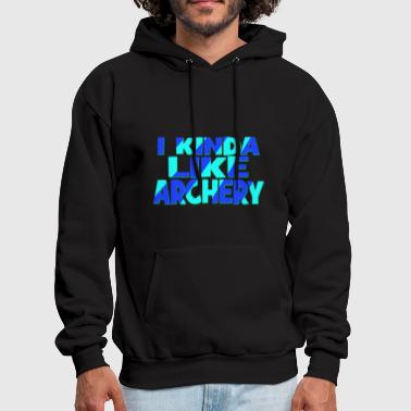Bow And Arrow Bow and Arrow - Men's Hoodie