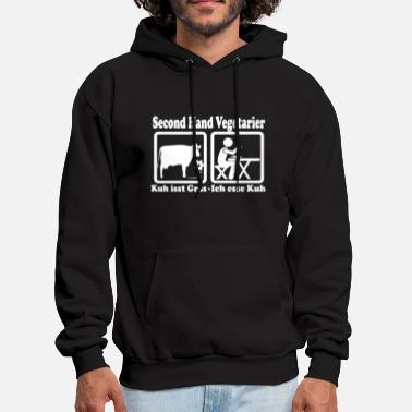 Second Hand Second Hand Vegetarier - Men's Hoodie