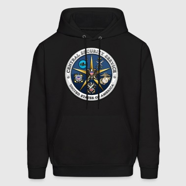 Central Security Service (CSS)  - Men's Hoodie