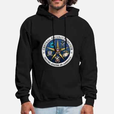 Security Central Security Service (CSS)  - Men's Hoodie