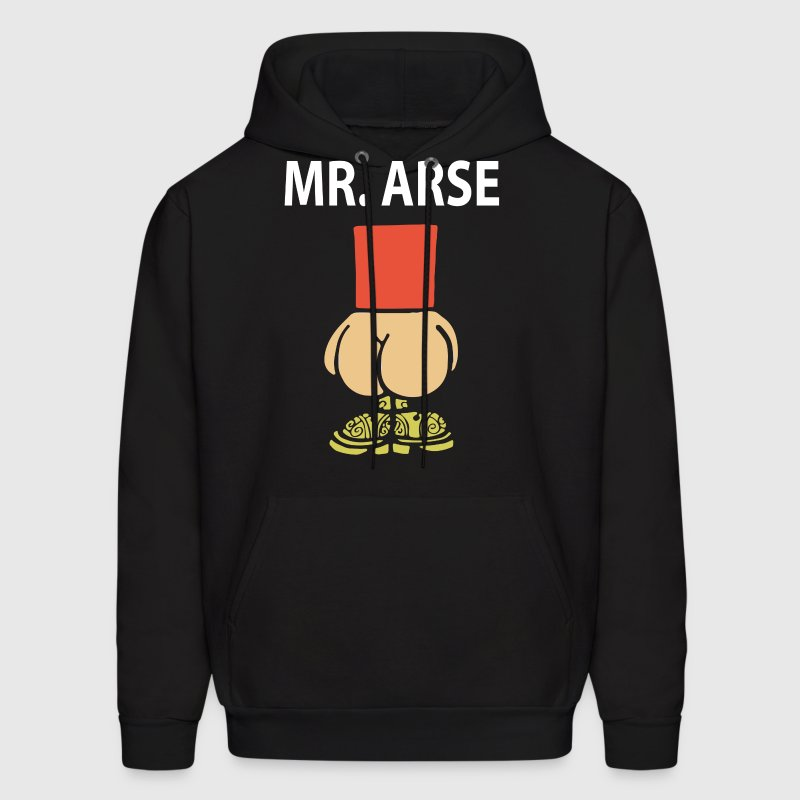 Mr Arse Stag Night - Men's Hoodie
