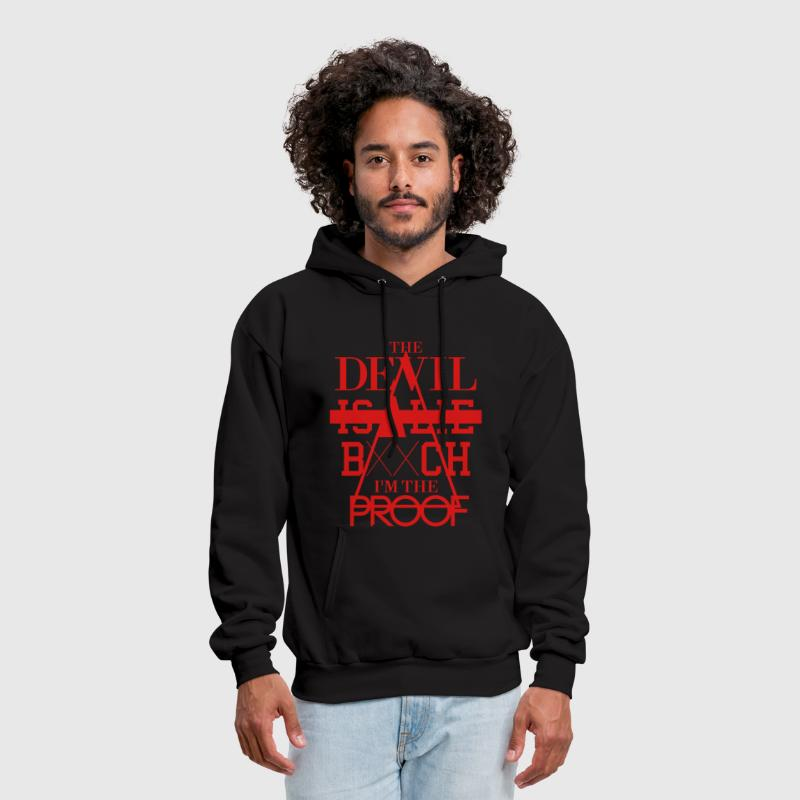 The Devil Is A Lie part 2 - Men's Hoodie