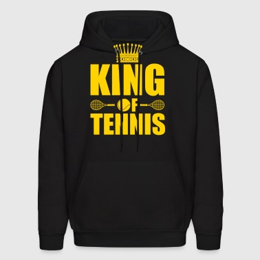 King of Tennis - Men's Hoodie