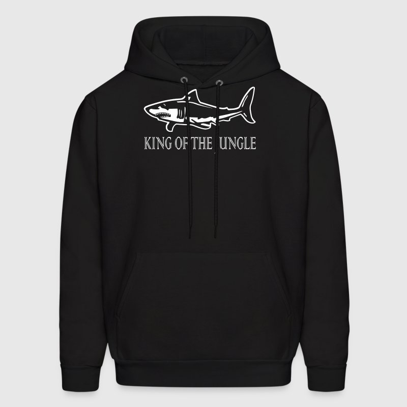 King Of The Jungle - Men's Hoodie