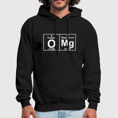 OMG Periodic Table - Men's Hoodie