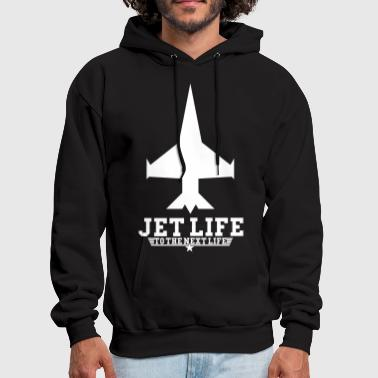 Jet Life TO THE NEXT LIFE - Men's Hoodie