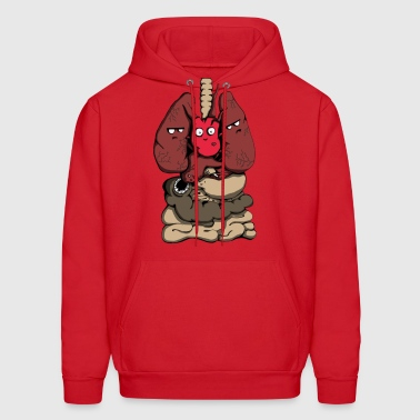 Your Organs! Sweatshirt (Adult) - Men's Hoodie