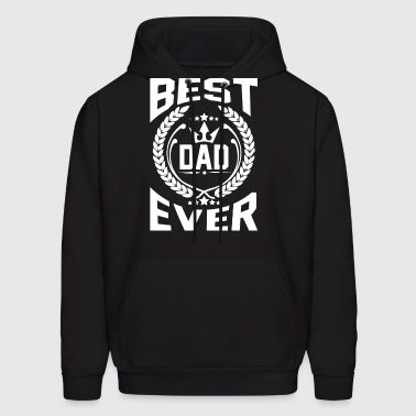 BEST DAD EVER - Men's Hoodie