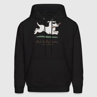 Stick to It - Men's Hoodie