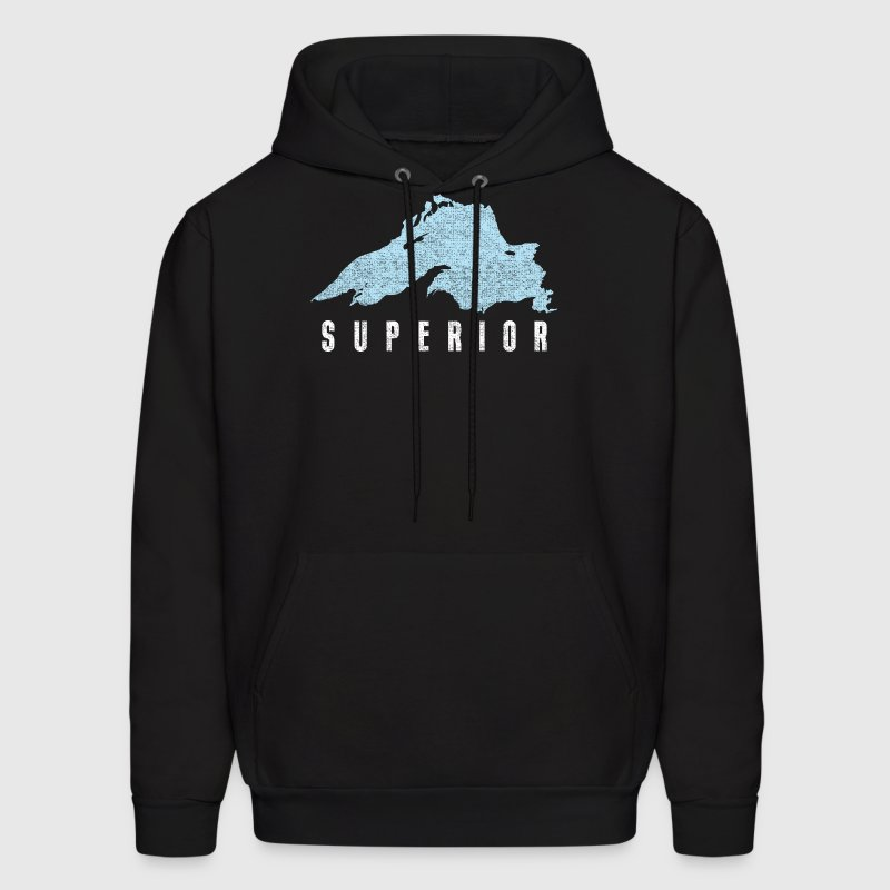 Lake Superior Great Lakes - Men's Hoodie