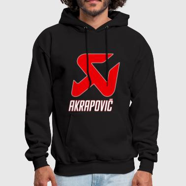 Motorsport Akrapovic Motorsport Exha - Men's Hoodie