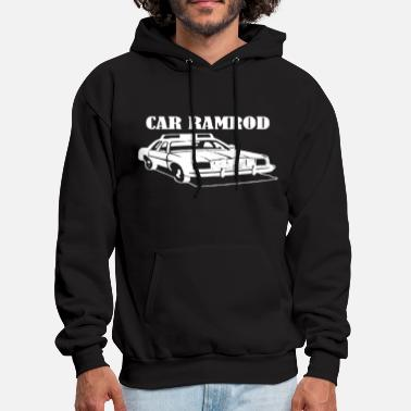 Car Ramrod Super Troopers Broken Lizard Movie Hum - Men's Hoodie