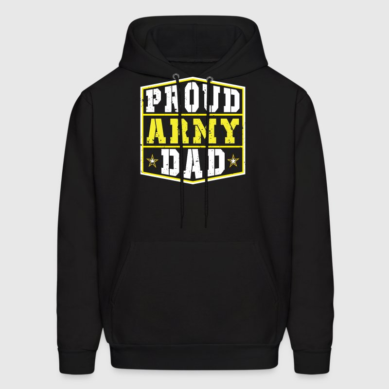 Proud Army Dad - Men's Hoodie