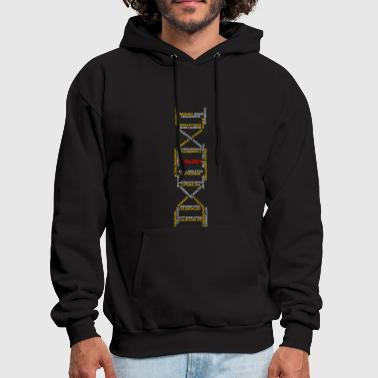 Biology Funny Biology DNA Shirt - Men's Hoodie