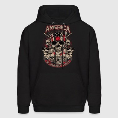 2nd amendment - Men's Hoodie