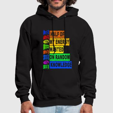Funny Saying quotes about Homework - Men's Hoodie