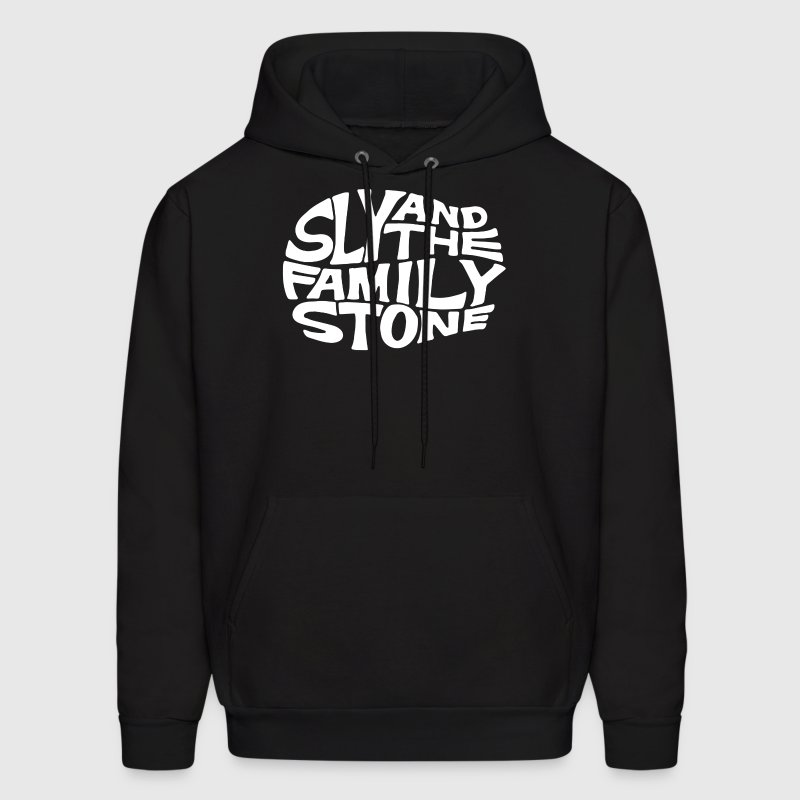 Sly And The Family Stone - Men's Hoodie