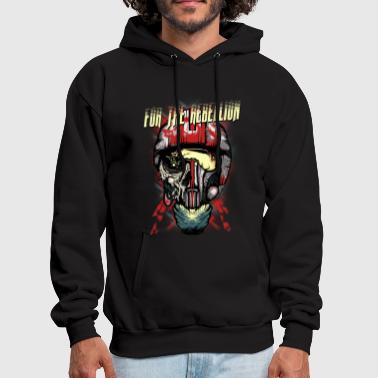 For the rebellion - Men's Hoodie