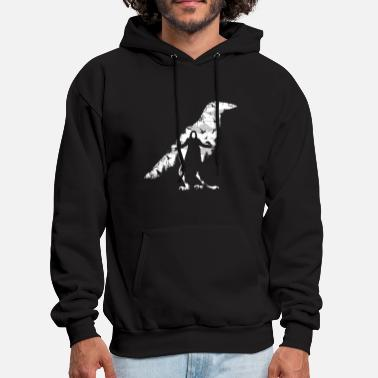 Crow The Crow - Men's Hoodie