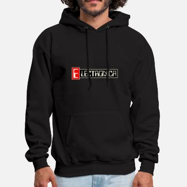 Electronica electronica - Men's Hoodie