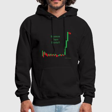 Squeeze them shorts!!! - Men's Hoodie