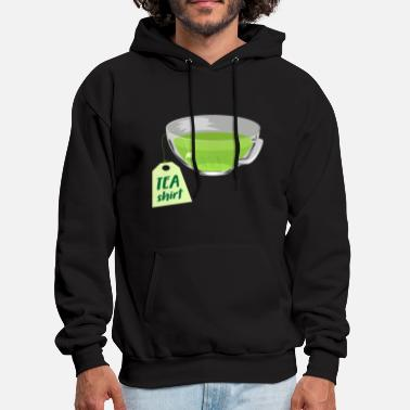 Tea Tea Shirt Green Tea - Men's Hoodie
