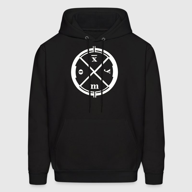 CLAN OF XYMOX tee Dutch gothic wave rock - Men's Hoodie