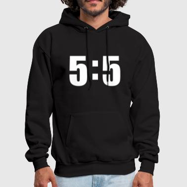5 to 5 Chill To Pull Ratio Design - Men's Hoodie