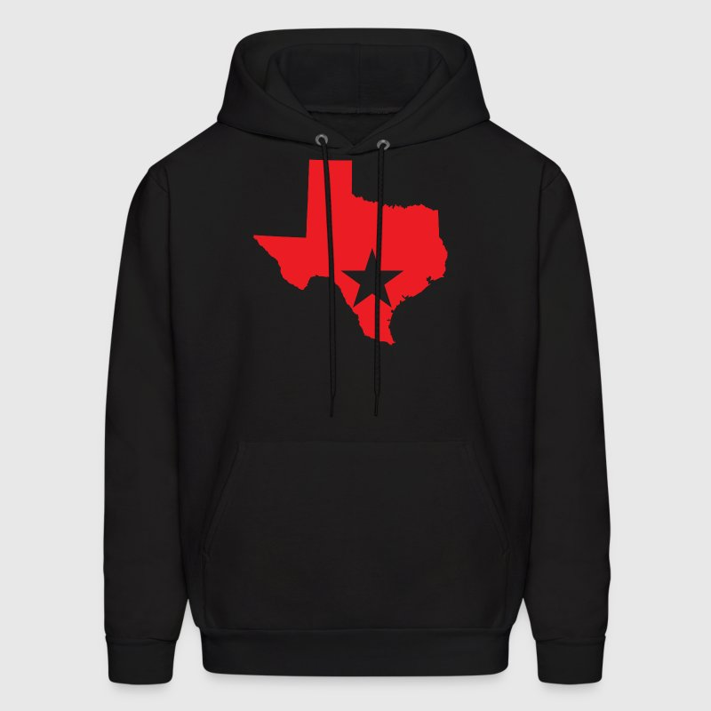 San Antonio Texas Star - Men's Hoodie