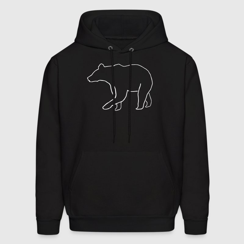 Grizzly bear - Men's Hoodie