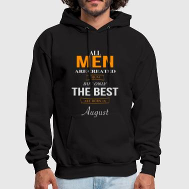 August Birthday - Men's Hoodie