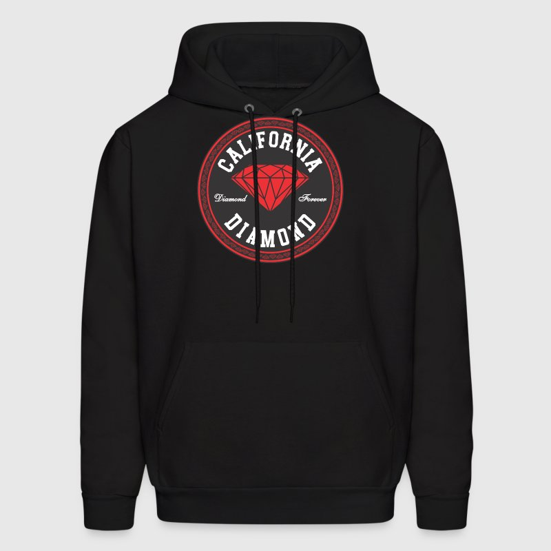 California Diamond - Men's Hoodie