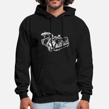 Back To The Future Back to the Future - Men's Hoodie