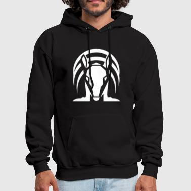 Isolated Armadillo Isolated - Men's Hoodie
