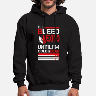 Bleed Bleed Mexico T-shirt - Men's Hoodie