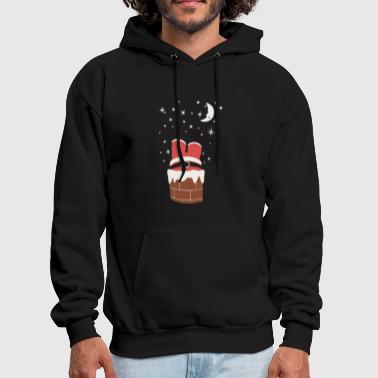 Christmas Chimney - Men's Hoodie