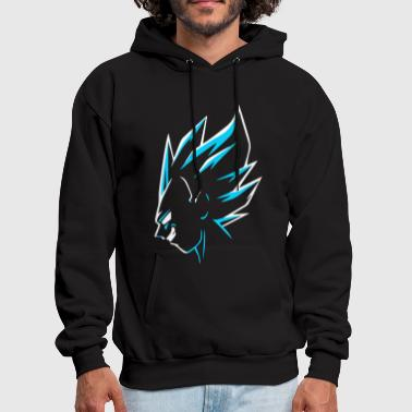 Dragon Ball Super Vegeta Best - Men's Hoodie
