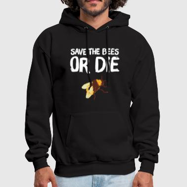 Lapsi Bee - Save the Bees Or die - Men's Hoodie