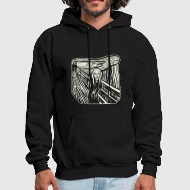 Scream The Scream - Men's Hoodie