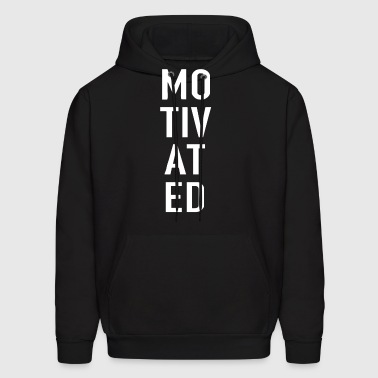 motivated - Men's Hoodie