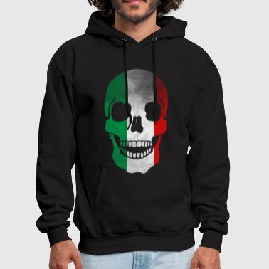 Flag T shirt Italy - Men's Hoodie
