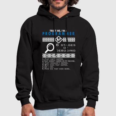 Trust me, I'm a programmer - Men's Hoodie