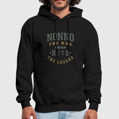 Nonno Legend and Myth - Men's Hoodie