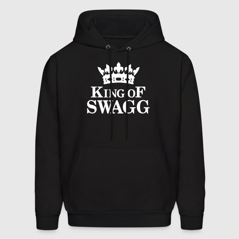 King of swagg - Men's Hoodie