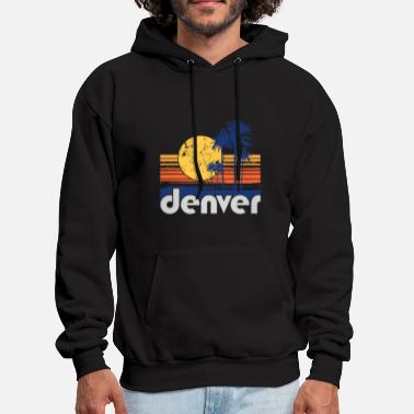 Palm Trees Palm Trees of Denver - Men's Hoodie