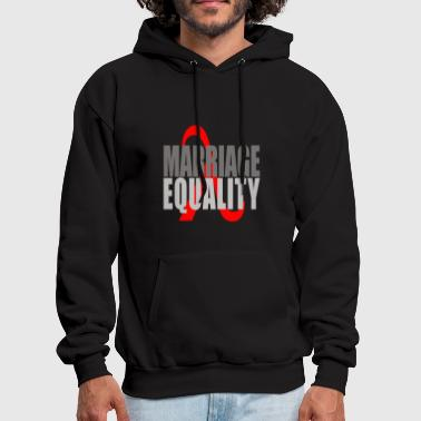 Marriage Equality MARRIAGE EQUALITY - Men's Hoodie