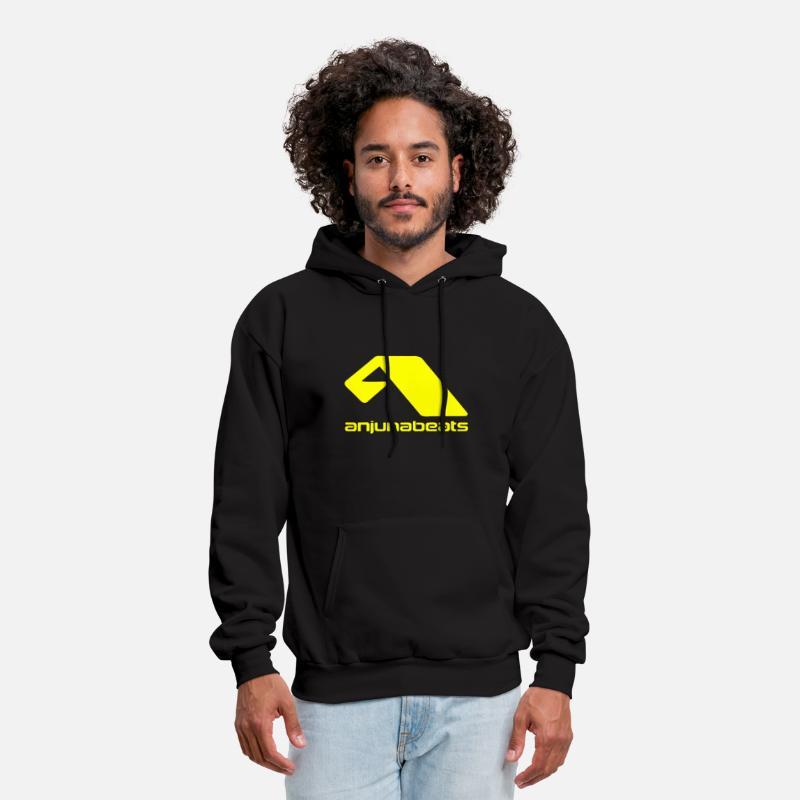 Movie Hoodies & Sweatshirts - ANJUNABEATS - Men's Hoodie black