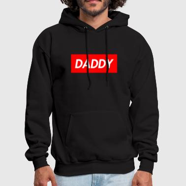 Daddy Supreme DADDY Logo - Men's Hoodie