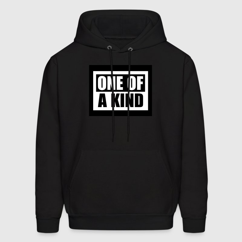 One Of A Kind - Men's Hoodie