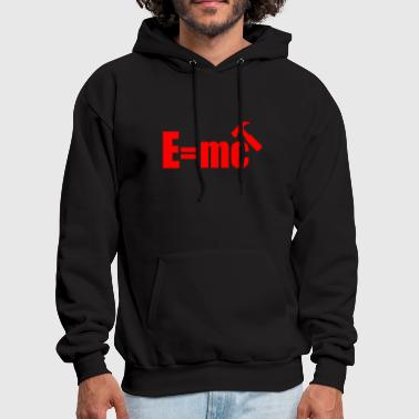equals mc - Men's Hoodie